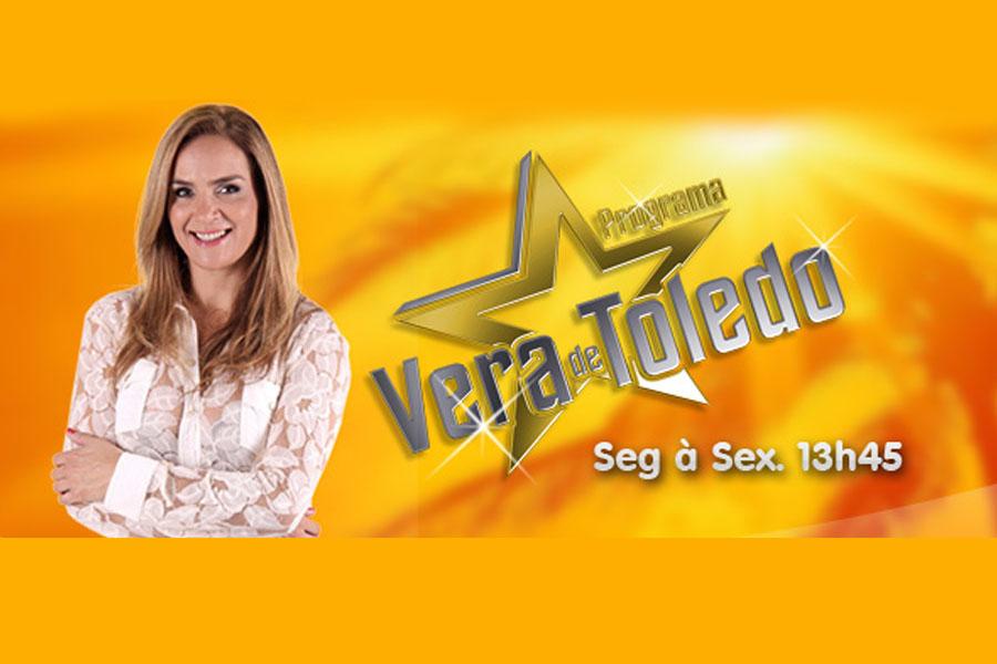 Entrevista ao programa Vera Toledo